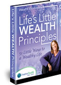 Life's Little Wealth Principle Writing & Drawing Journal