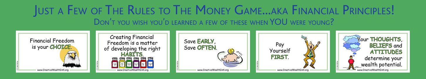 financial principles for kids